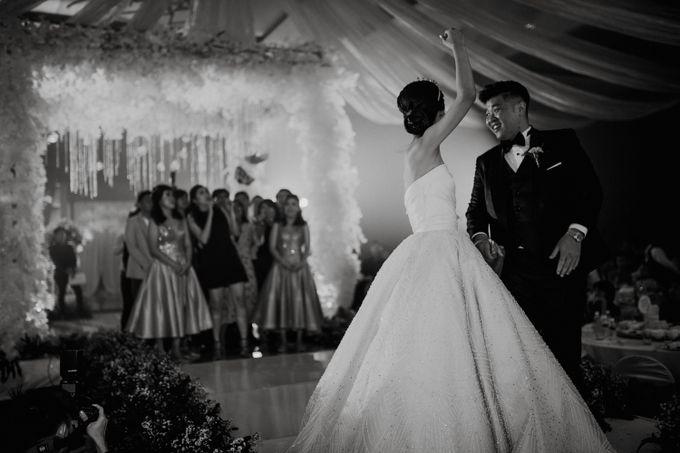 The wedding of Ivander & Christina by LUNETTE VISUAL INDUSTRIE - 007