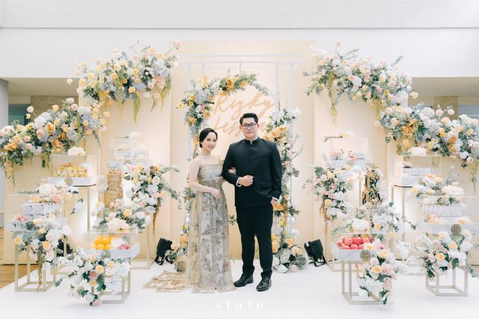 Engagement - Rizky & Jessica by State Photography - 019