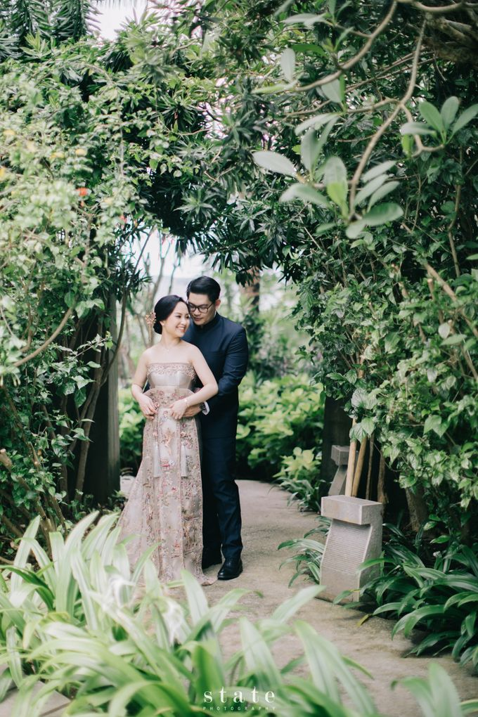 Engagement - Rizky & Jessica by State Photography - 025