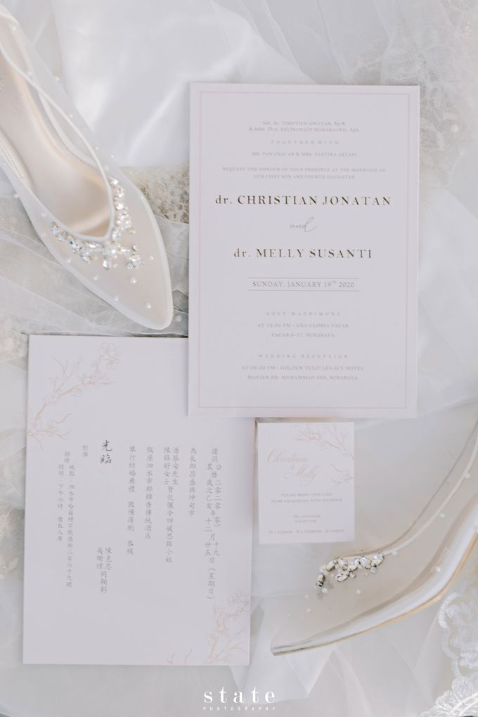 Wedding - Christian & Melly by State Photography - 002