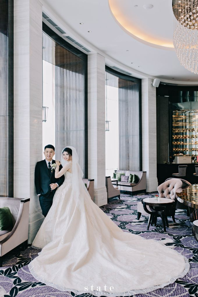 Wedding - Christian & Melly by State Photography - 019