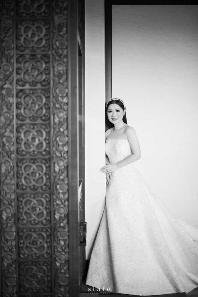 Wedding - Kevin & Lilian by State Photography - 001