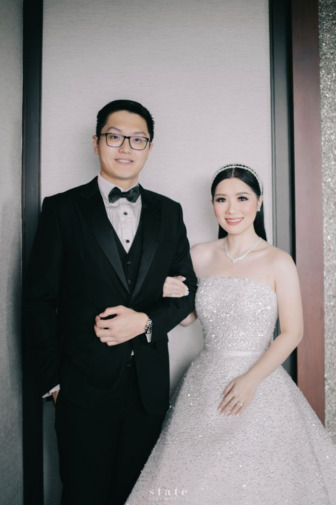 Wedding - Kevin & Lilian by State Photography - 003