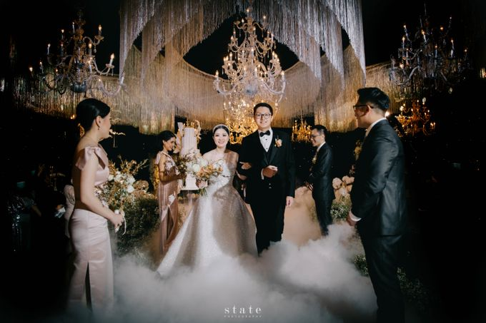 Wedding - Kevin & Lilian by State Photography - 016
