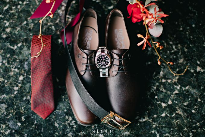 Wedding - David & Yenny Part 01 by State Photography - 011