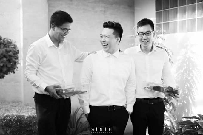 Wedding - David & Yenny Part 01 by State Photography - 014