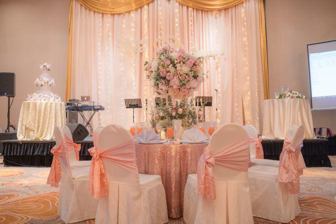 Wedding Reception Banquet by JEN Penang Georgetown by Shangri-La - 001