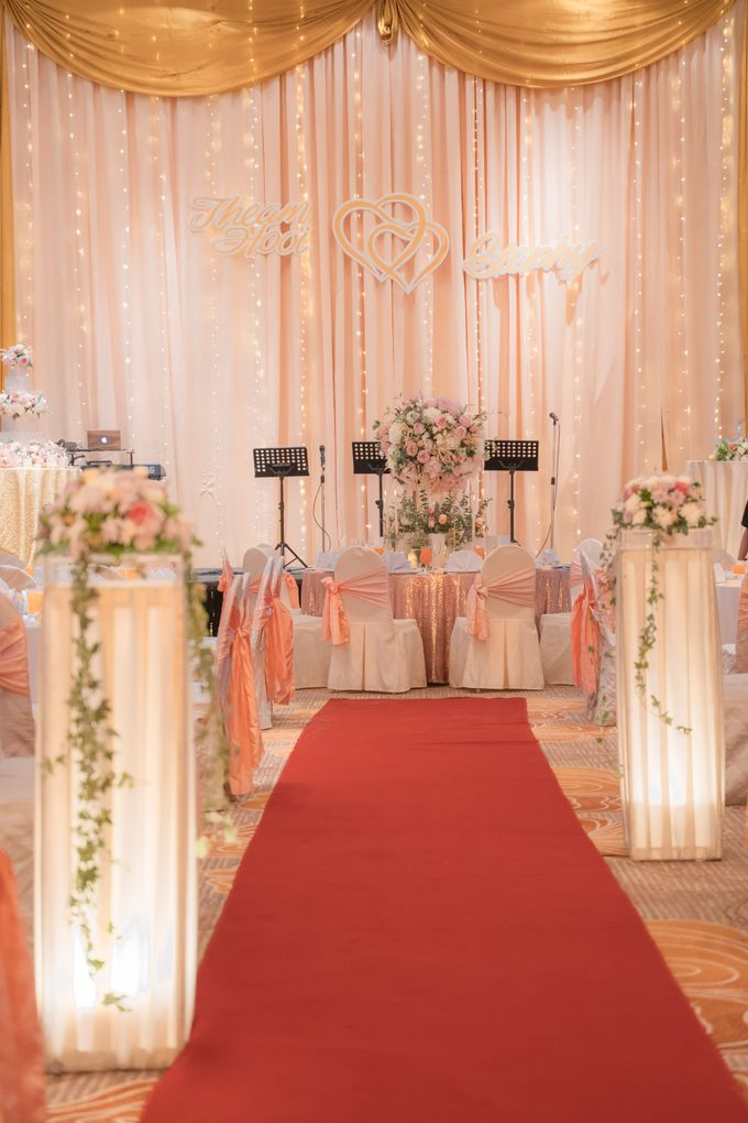 Wedding Reception Banquet by Hotel Jen Penang by Shangri-la - 002