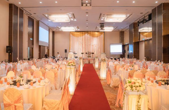Wedding Reception Banquet by JEN Penang Georgetown by Shangri-La - 003