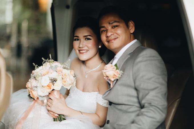 Hendric & Dian tying the knot by Hope Portraiture - 031