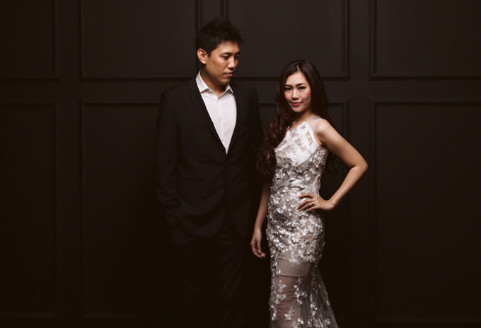 Andri & Marcella Engagement Session by Hope Portraiture - 003