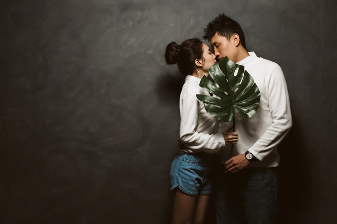 Andri & Marcella Engagement Session by Hope Portraiture - 007