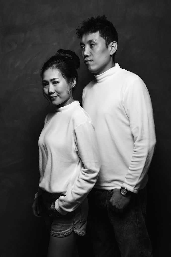 Andri & Marcella Engagement Session by Hope Portraiture - 011
