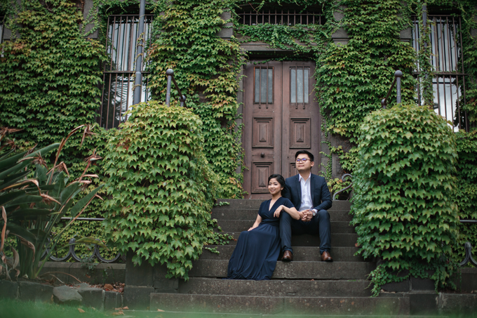 Kevin and Nikita Engagement Session by Hope Portraiture - 004