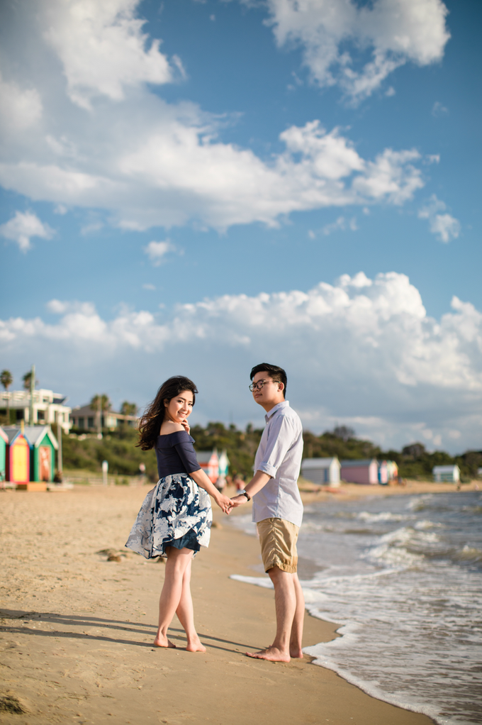 Kevin and Nikita Engagement Session by Hope Portraiture - 015