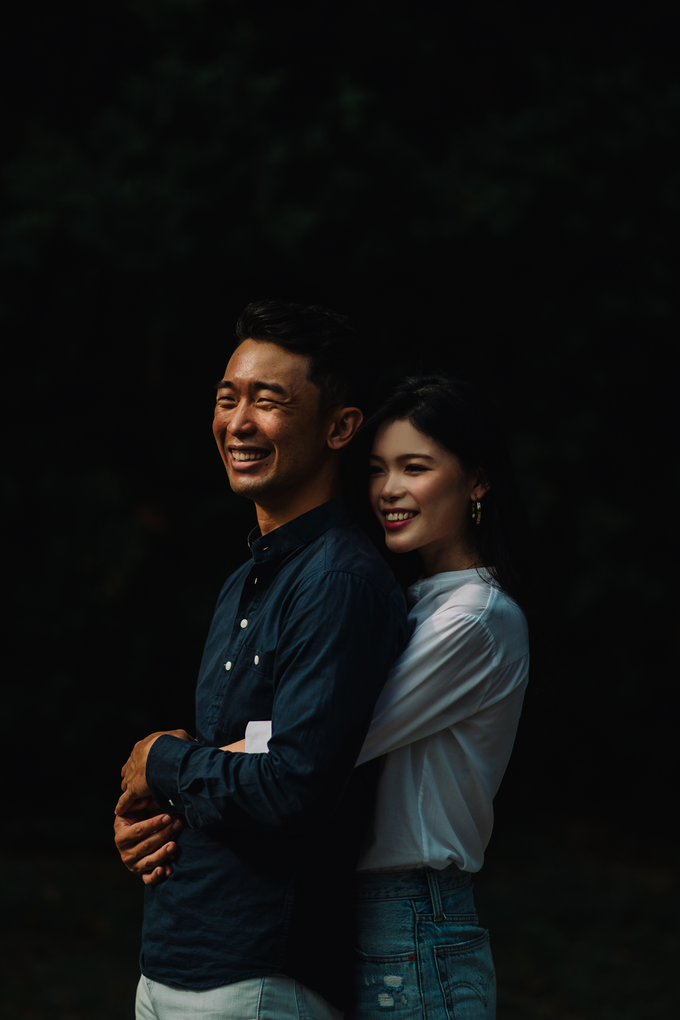 Eric & Cherie Engagement Session by Hope Portraiture - 001