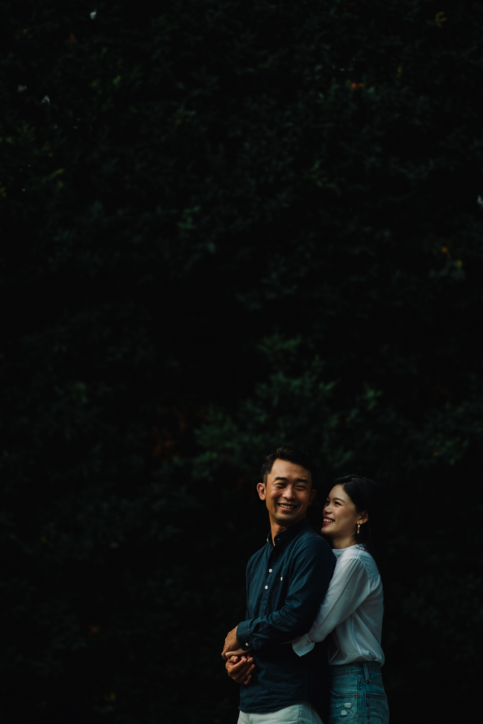 Eric & Cherie Engagement Session by Hope Portraiture - 003