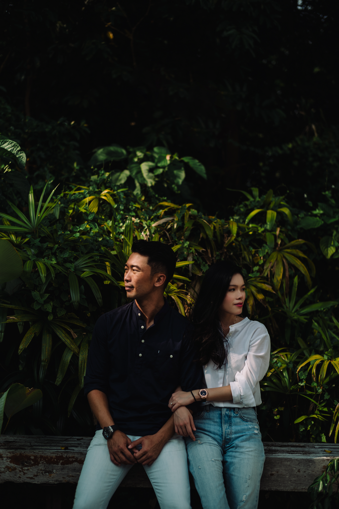 Eric & Cherie Engagement Session by Hope Portraiture - 005