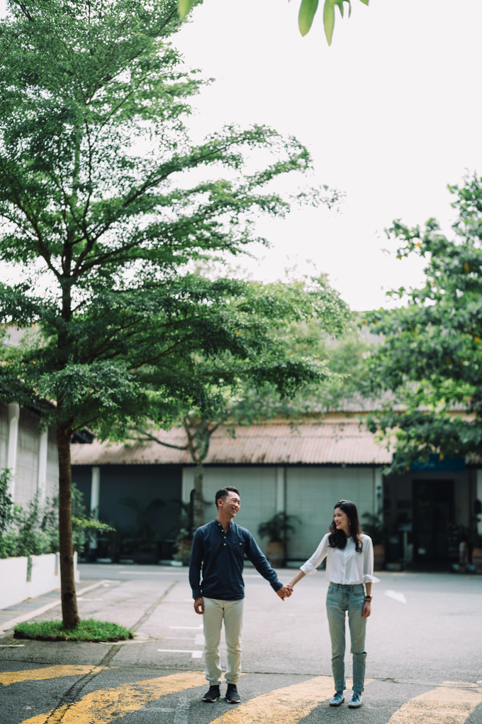 Eric & Cherie Engagement Session by Hope Portraiture - 010