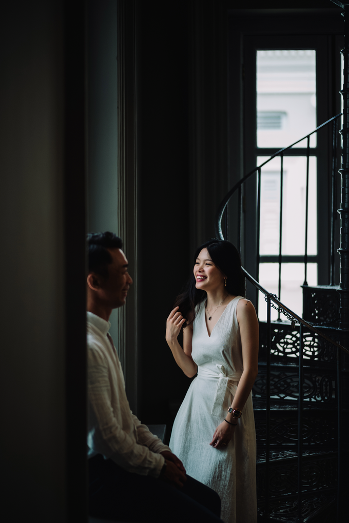 Eric & Cherie Engagement Session by Hope Portraiture - 017