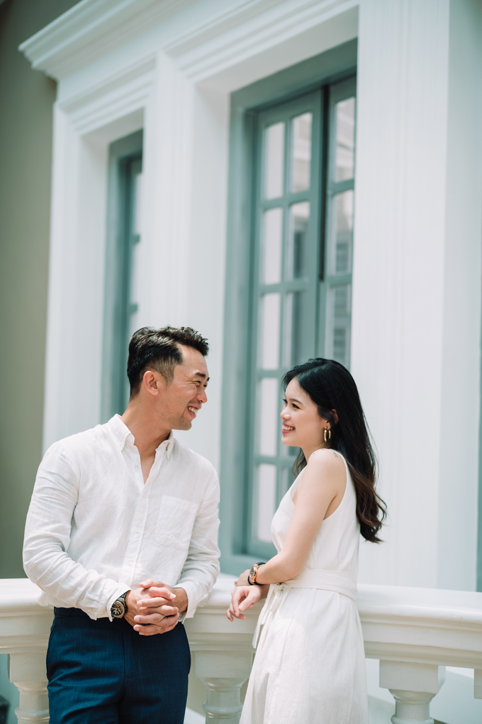 Eric & Cherie Engagement Session by Hope Portraiture - 019