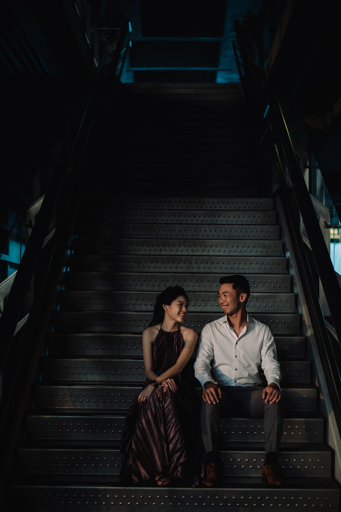 Eric & Cherie Engagement Session by Hope Portraiture - 028