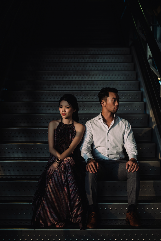 Eric & Cherie Engagement Session by Hope Portraiture - 029