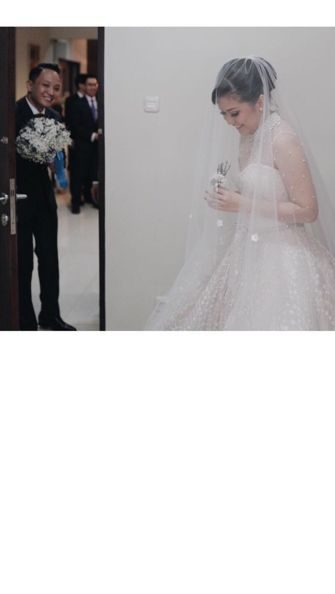 Vincent & Stesie  by Imelda Hudiyono Bride - 012