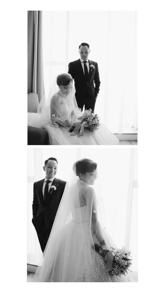Vincent & Stesie  by Imelda Hudiyono Bride - 014