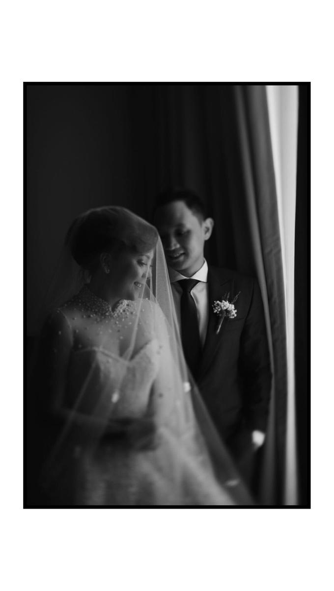 Vincent & Stesie  by Imelda Hudiyono Bride - 016
