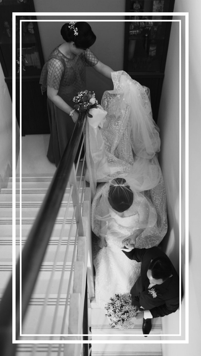 Vincent & Stesie  by Imelda Hudiyono Bride - 017