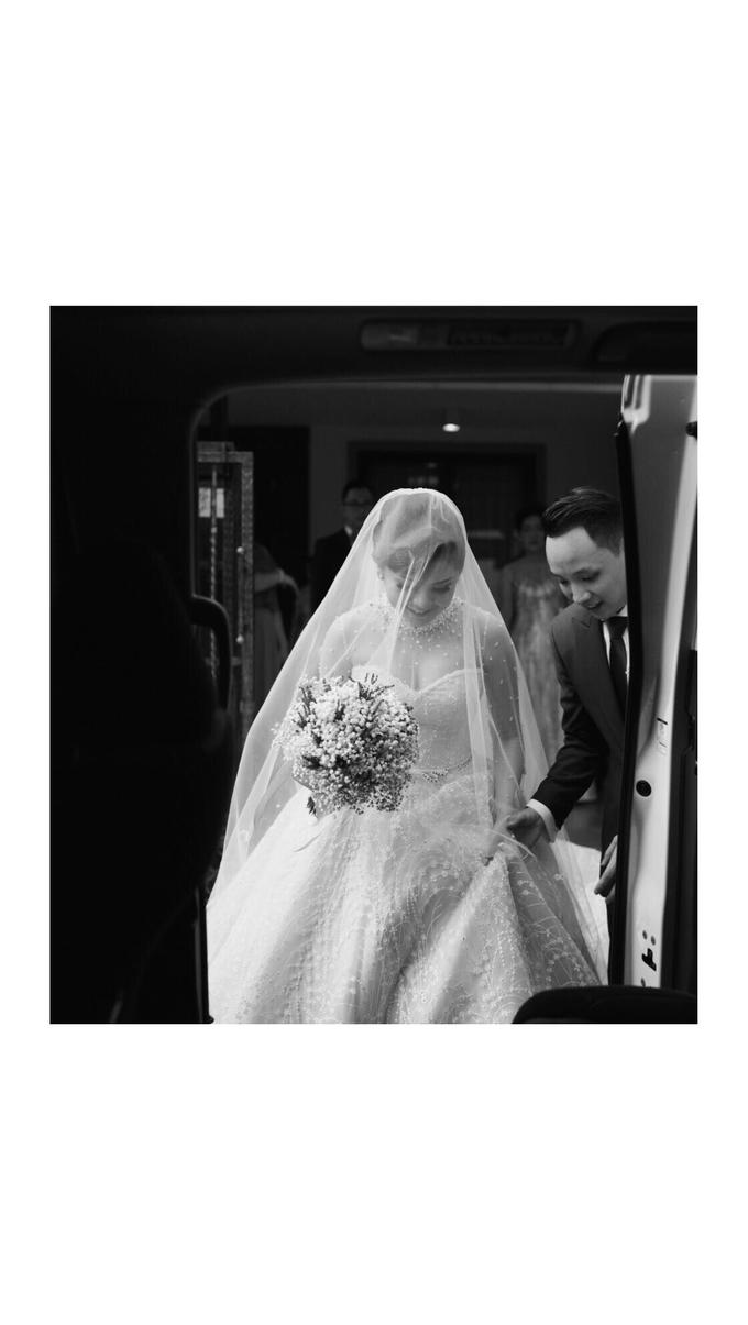 Vincent & Stesie  by Imelda Hudiyono Bride - 019
