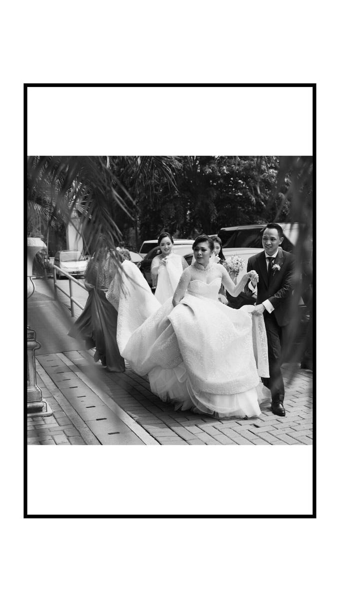 Vincent & Stesie  by Imelda Hudiyono Bride - 023