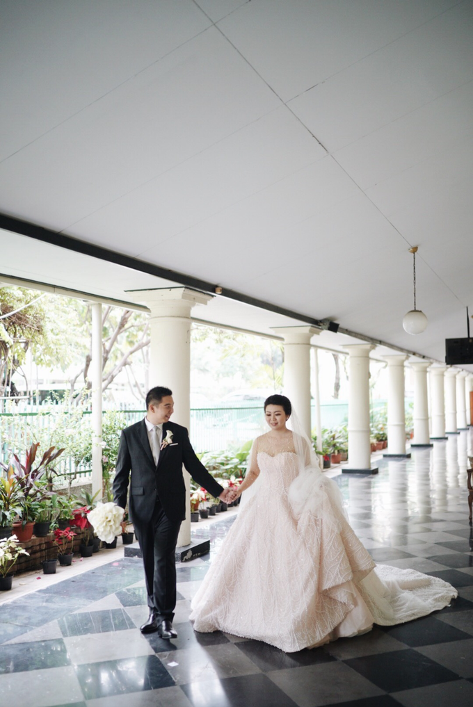 Jo & Cecil Wedding Day by Hope Portraiture - 039