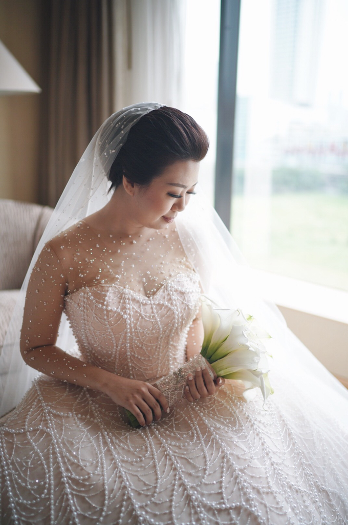 Jo & Cecil Wedding Day by Hope Portraiture - 041