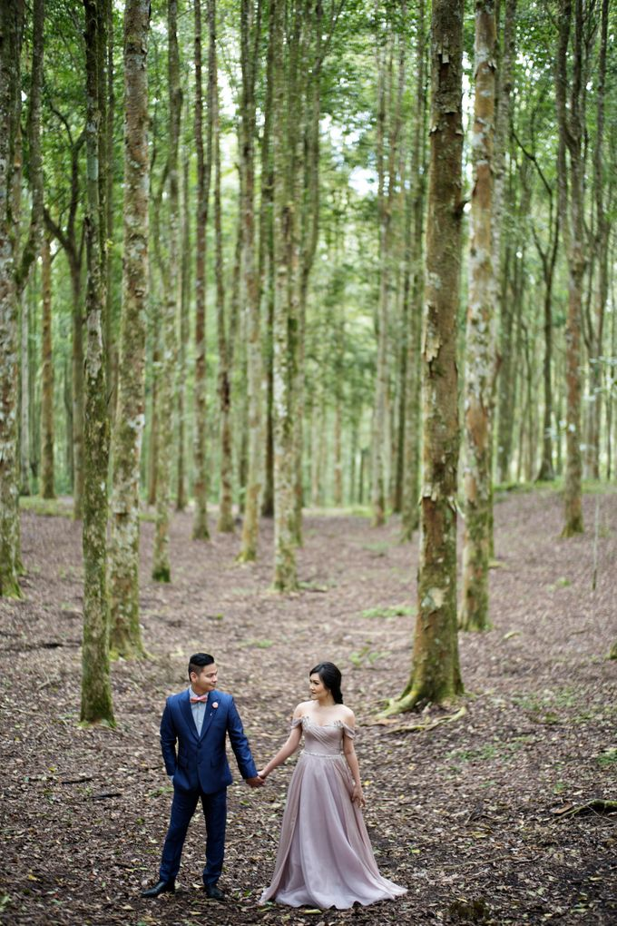 Hendric & Dian Engagement Session by Hope Portraiture - 009