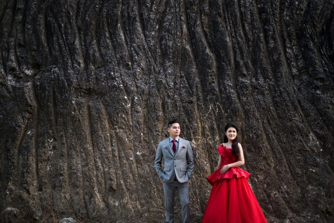 Hendric & Dian Engagement Session by Hope Portraiture - 017