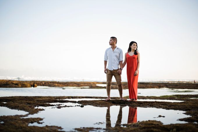 Hendric & Dian Engagement Session by Hope Portraiture - 022