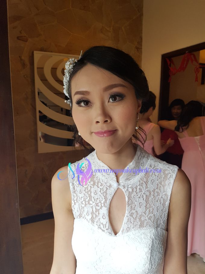 Wedding Makeup by Yenny Makeup Artist - 002