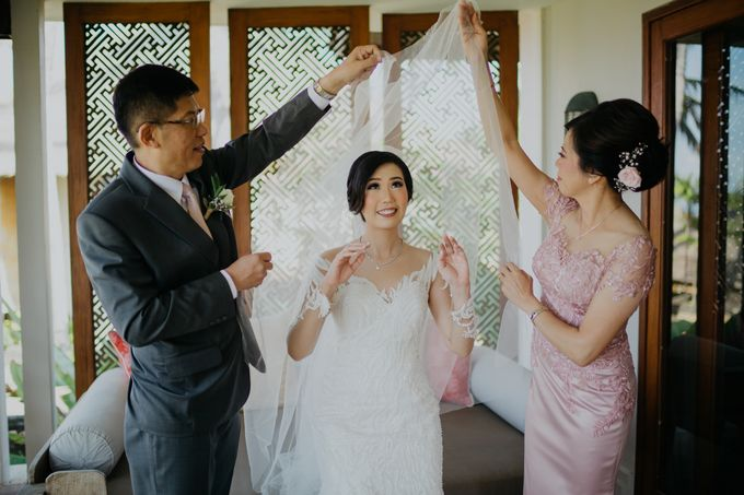 The Wedding of K and  V by PadiPhotography - 007
