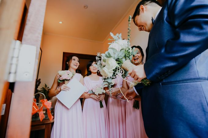 The Wedding of K and  V by PadiPhotography - 009