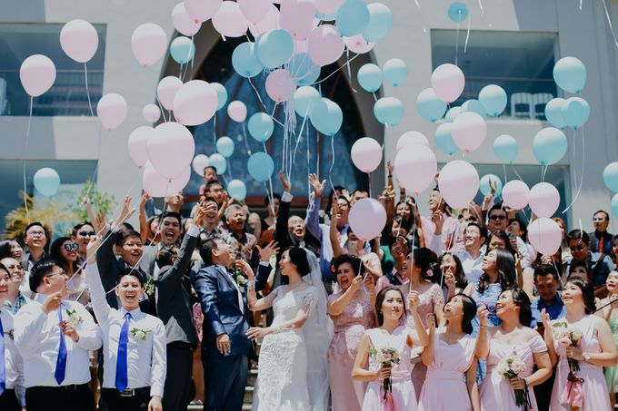 The Wedding of K and  V by PadiPhotography - 028