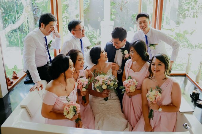The Wedding of K and  V by PadiPhotography - 033