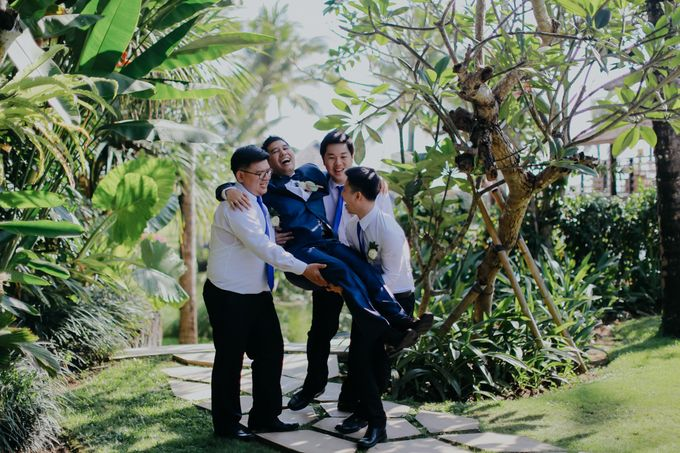 The Wedding of K and  V by PadiPhotography - 034