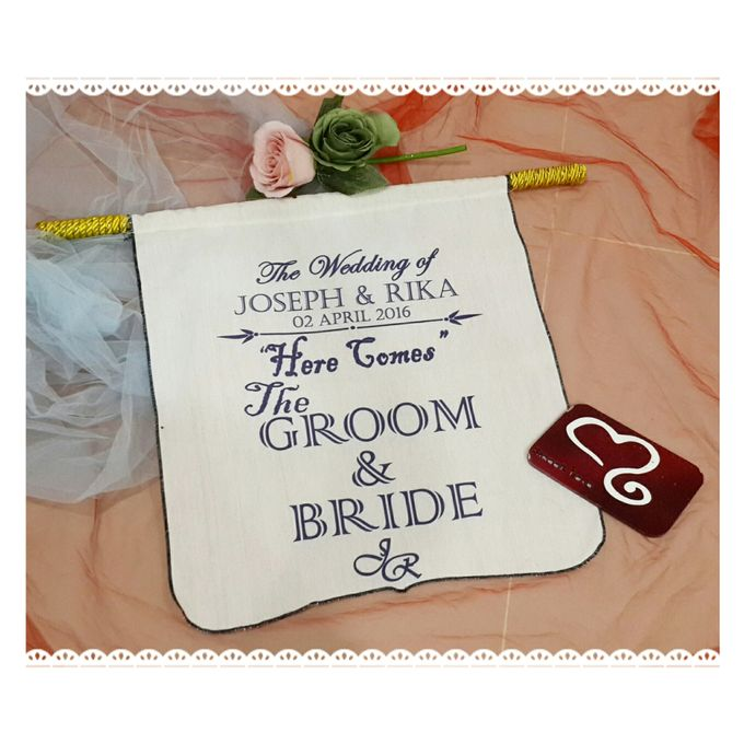 Wedding Flag by Sweetlovecollection - 004