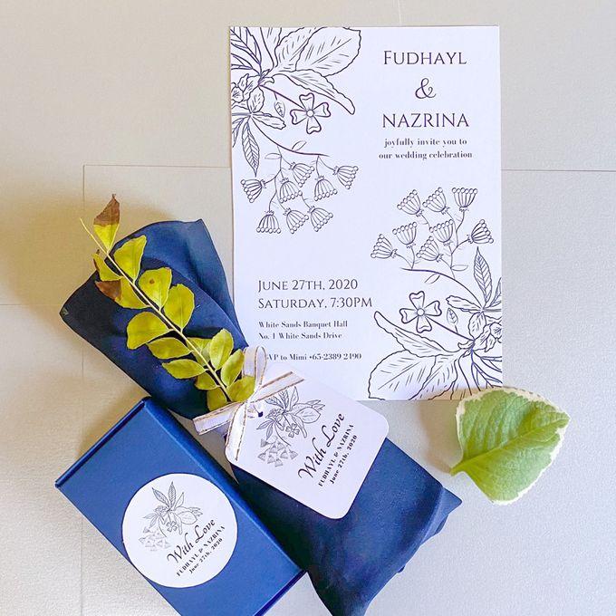 Hot Summer Wedding Invitation by Gift Elements - 001