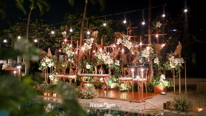 Ririn & Egi Wedding Decoration by Sparks Luxe Jakarta - 001