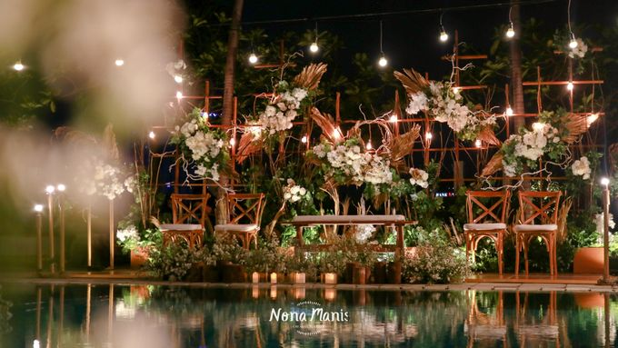 Ririn & Egi Wedding Decoration by Alila Jakarta Hotel - 002