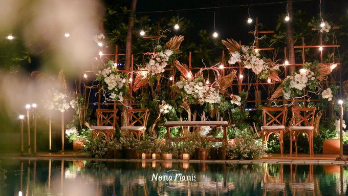 Ririn & Egi Wedding Decoration by Sparks Luxe Jakarta - 002
