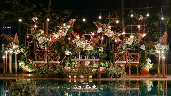 Ririn & Egi Wedding Decoration by Nona Manis Creative Planner - 003